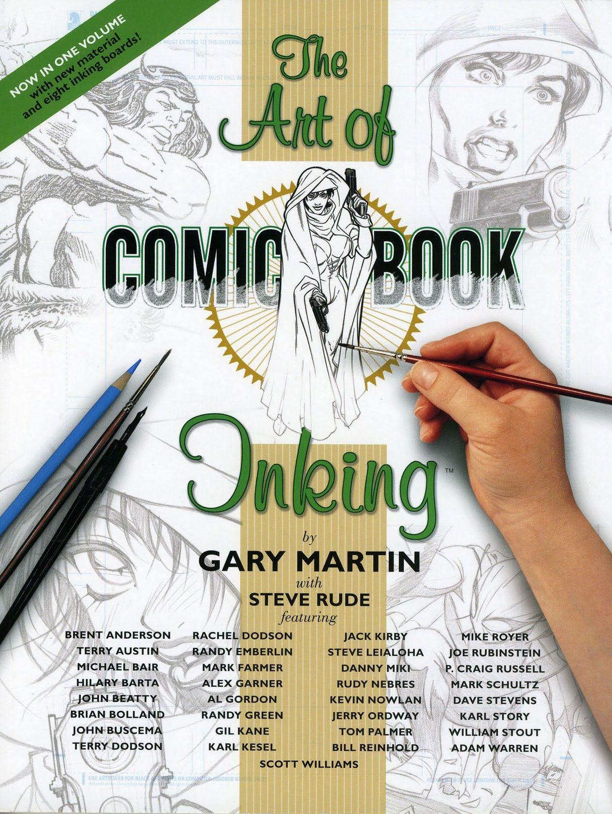 Descarga El Arte De Entintar Comics Neoverso Anime Y Comics Libro De Dibujo Libros De Arte Aprende A Dibujar Comic