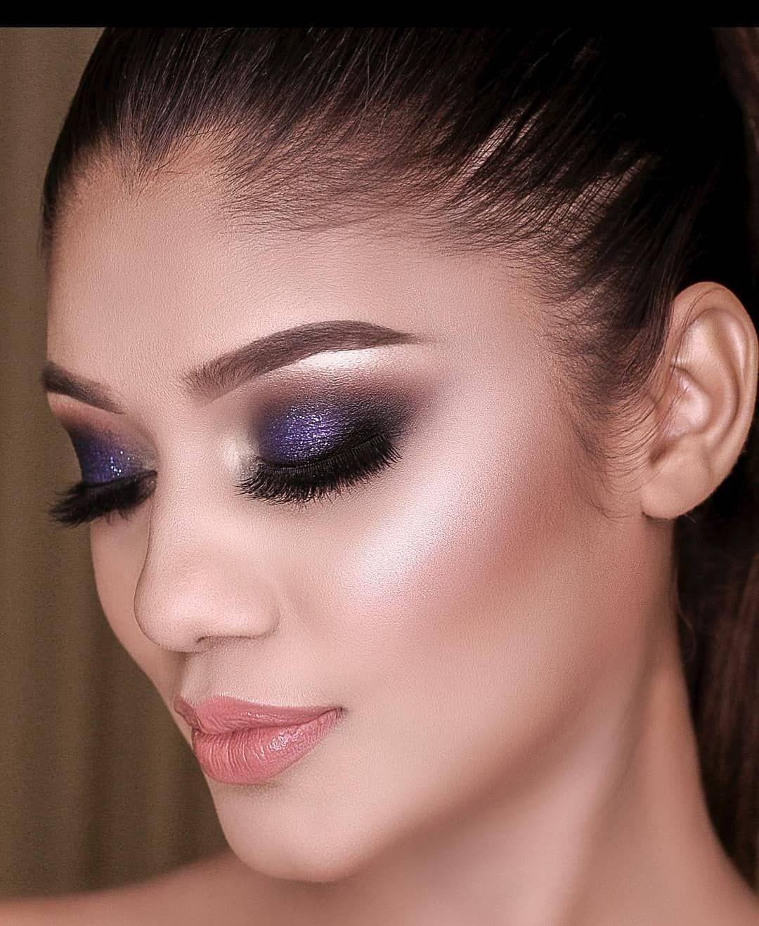 See this is called make up @mehandi_creation29 @weddingwik ...