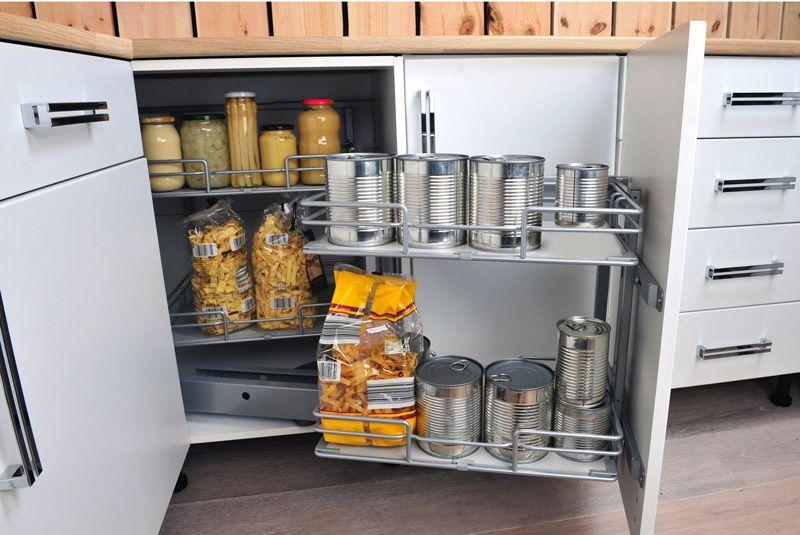 10 astuces pour gagner de lespace dans une petite cuisine - Meuble De Rangement Pour Petite Cuisine