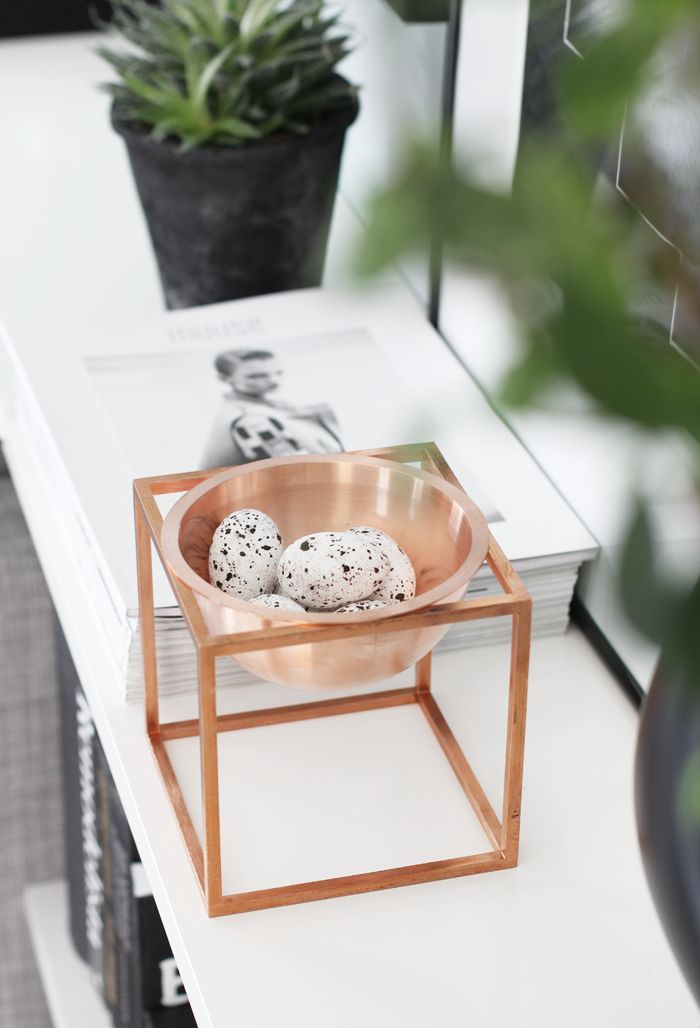 win a by lassen kubus bowl stylizimo blog metallics brass copper pinterest. Black Bedroom Furniture Sets. Home Design Ideas