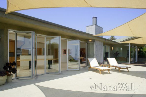 Nano Wall Nana Wall Sliding Glass Door Kitchen And Bath Design