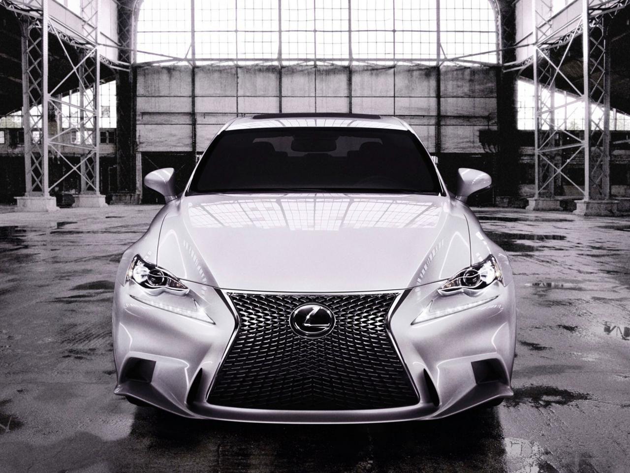 Lexus анонсировал 2014 IS F Sport Lexus cars, 2016 lexus