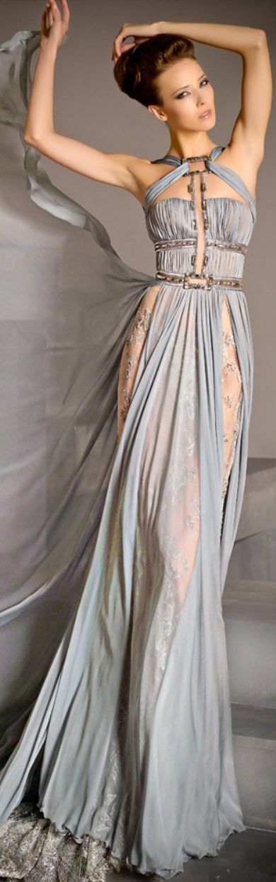 Blanka Matragi Haute Couture ~ LOVE THIS