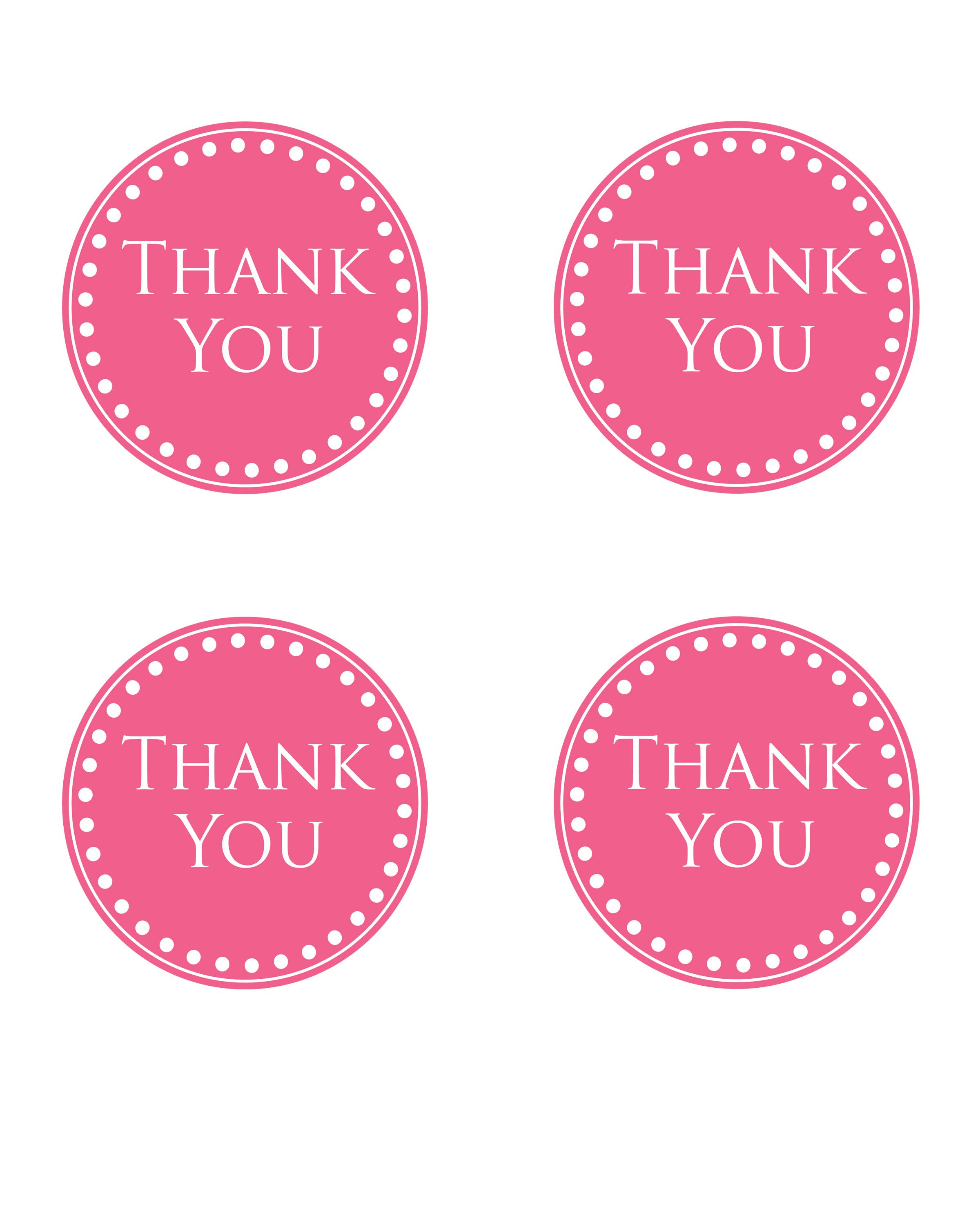 Printable Thank you tags | Canning Jar Labels | Pinterest | Mi mamá ...
