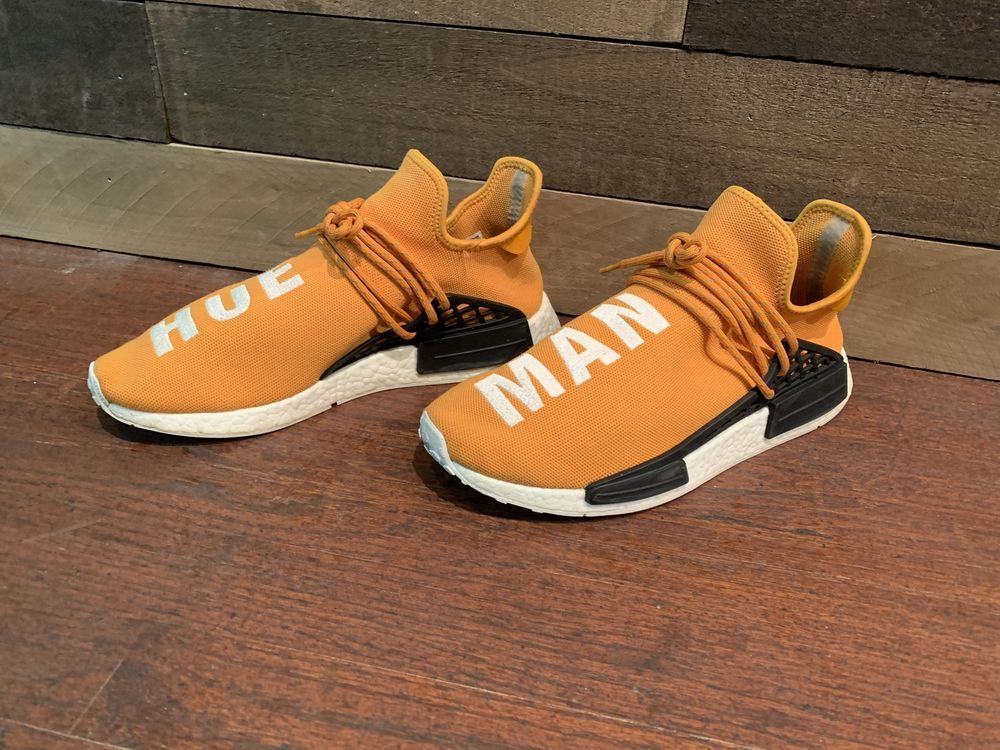 adidas NMD R1 Pharrell HU Hue Man