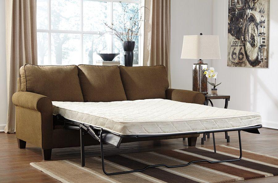 Zeth Basil Collection 27103 Ashley Queen Sleeper Sofa Sleeper