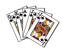 The Prefect Euchre Hand Spades Trump Euchre Family Card Games Card Games For Kids