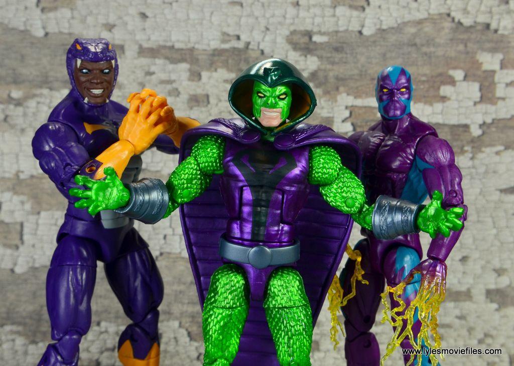 Marvel Legends Avengers Infinity War King Cobra Action Figure