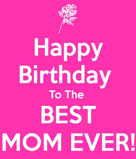 birthday quotes for mom pictures you are the best happy | Home ...