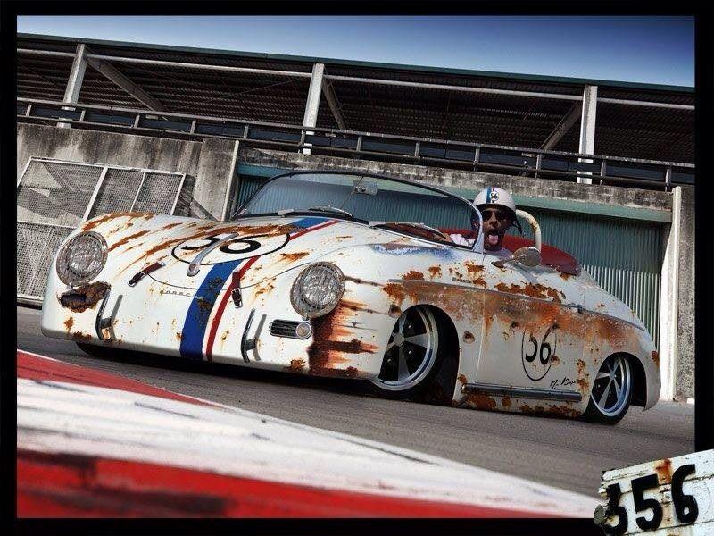 Porsche 356 Rat