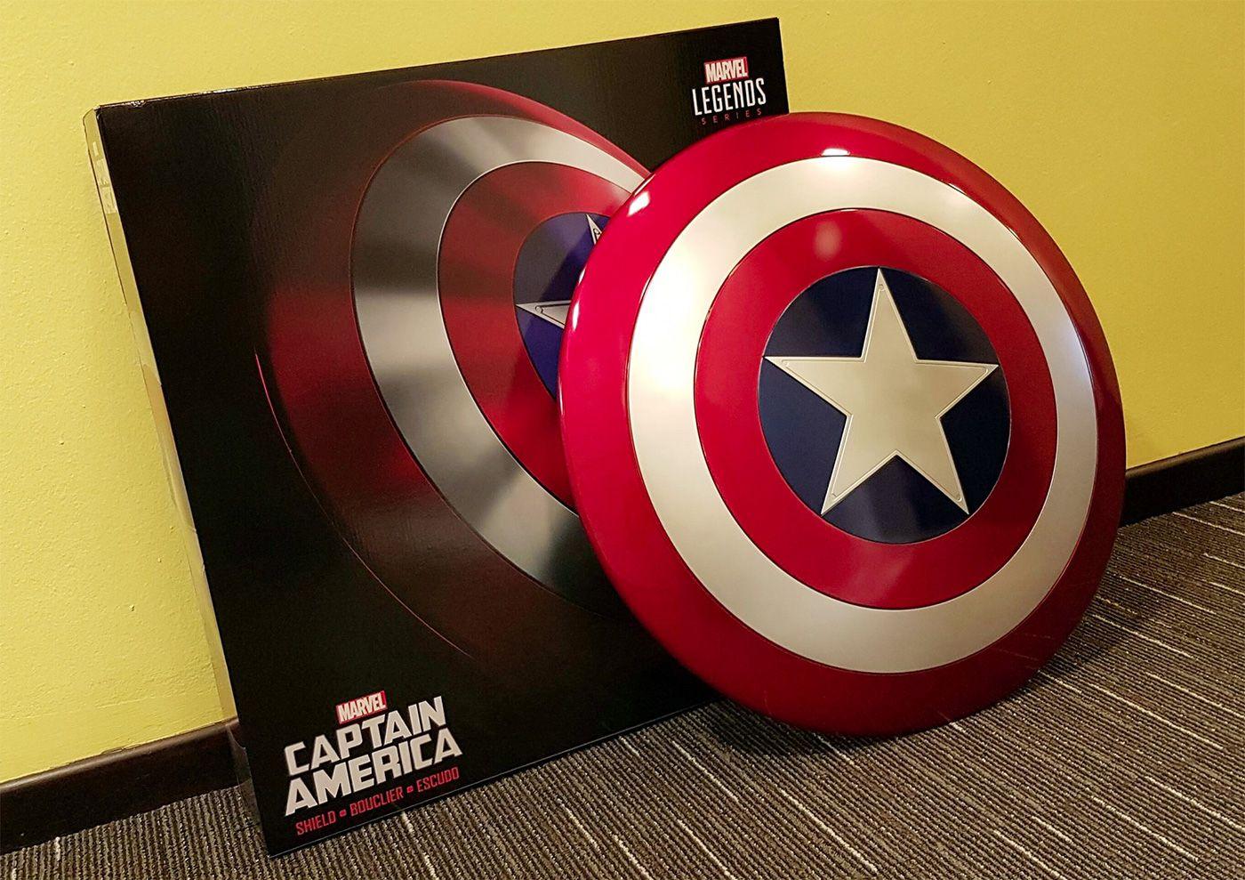 exclusive geek review: hasbro marvel legends captain america