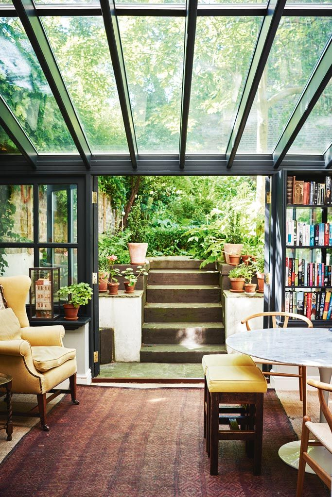 My favourite space kiwi designer 39 s london kitchen in 2019 - Small conservatory ideas interiors ...