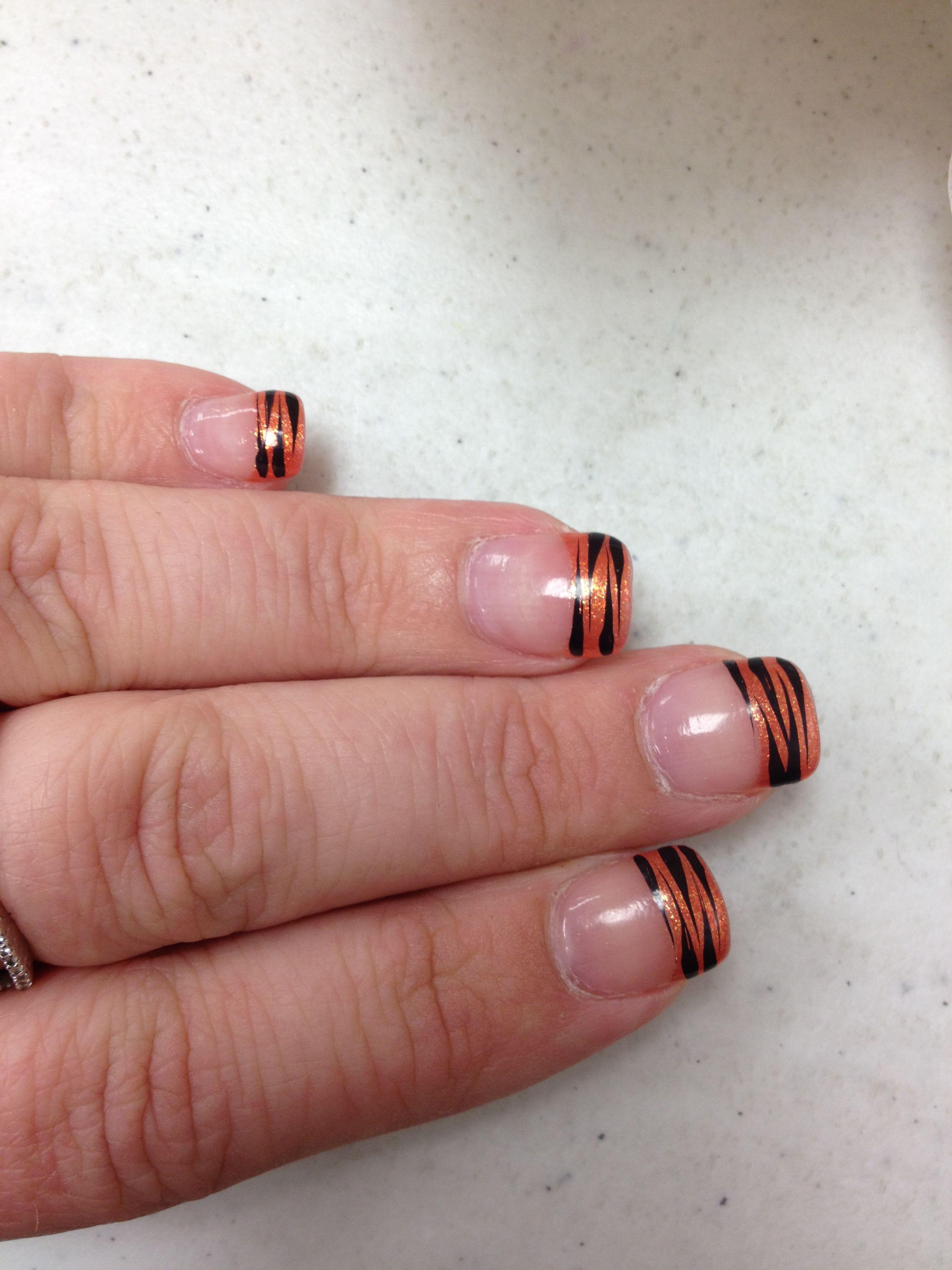 Halloween nails | Halloween nails, October nails, Fall ...