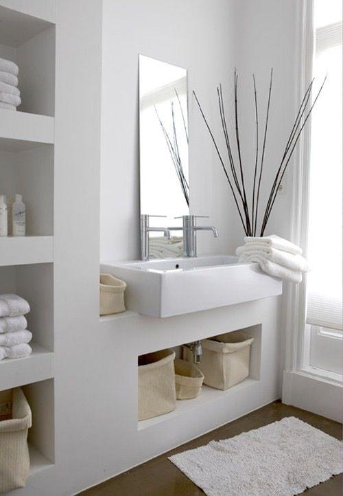 Décoration de salle de bain \u2013 16 idees deco Bathroom interior
