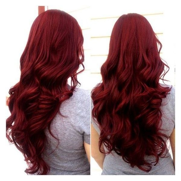 10 Shades Of Red More Choices To Dye Your Hair Red Jeweblog
