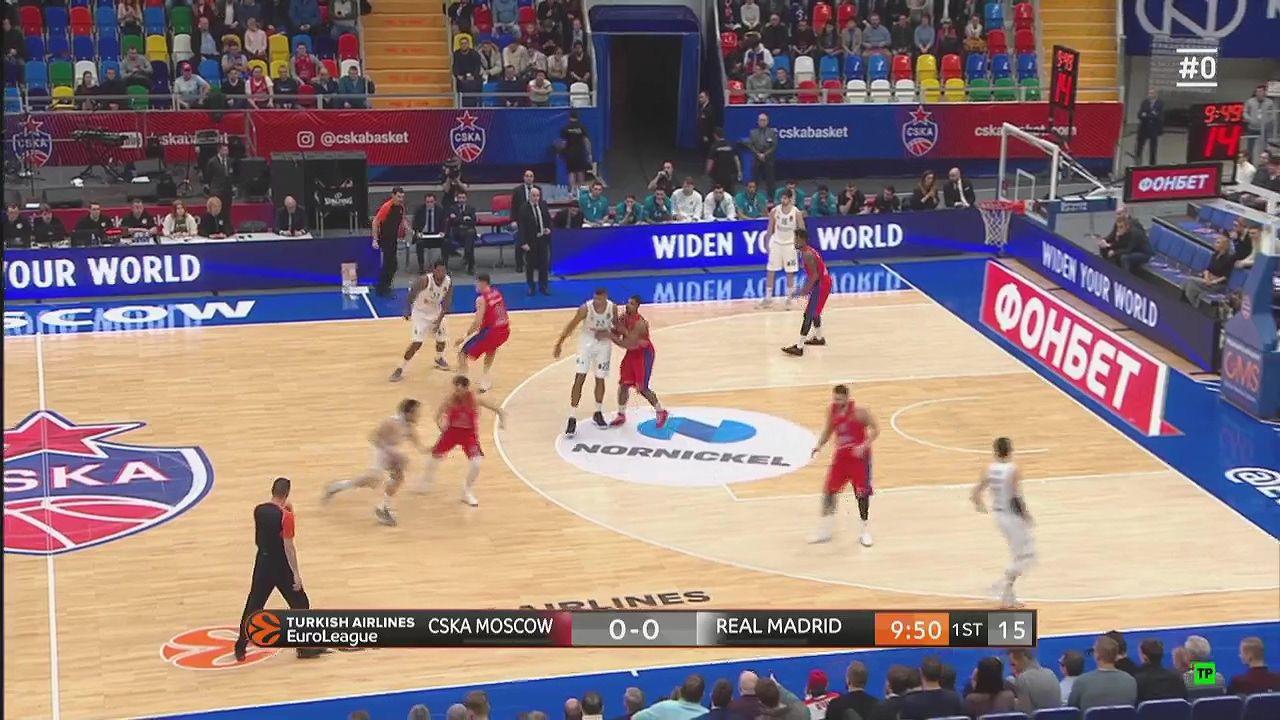 Goals Basketball Euroleague 17 18 Rs Round 21 Cska Moscow Vs Real Madrid 01 02 2018 Full Match Link Http Www Fblgs Com 20 Real Madrid Madrid Full Match