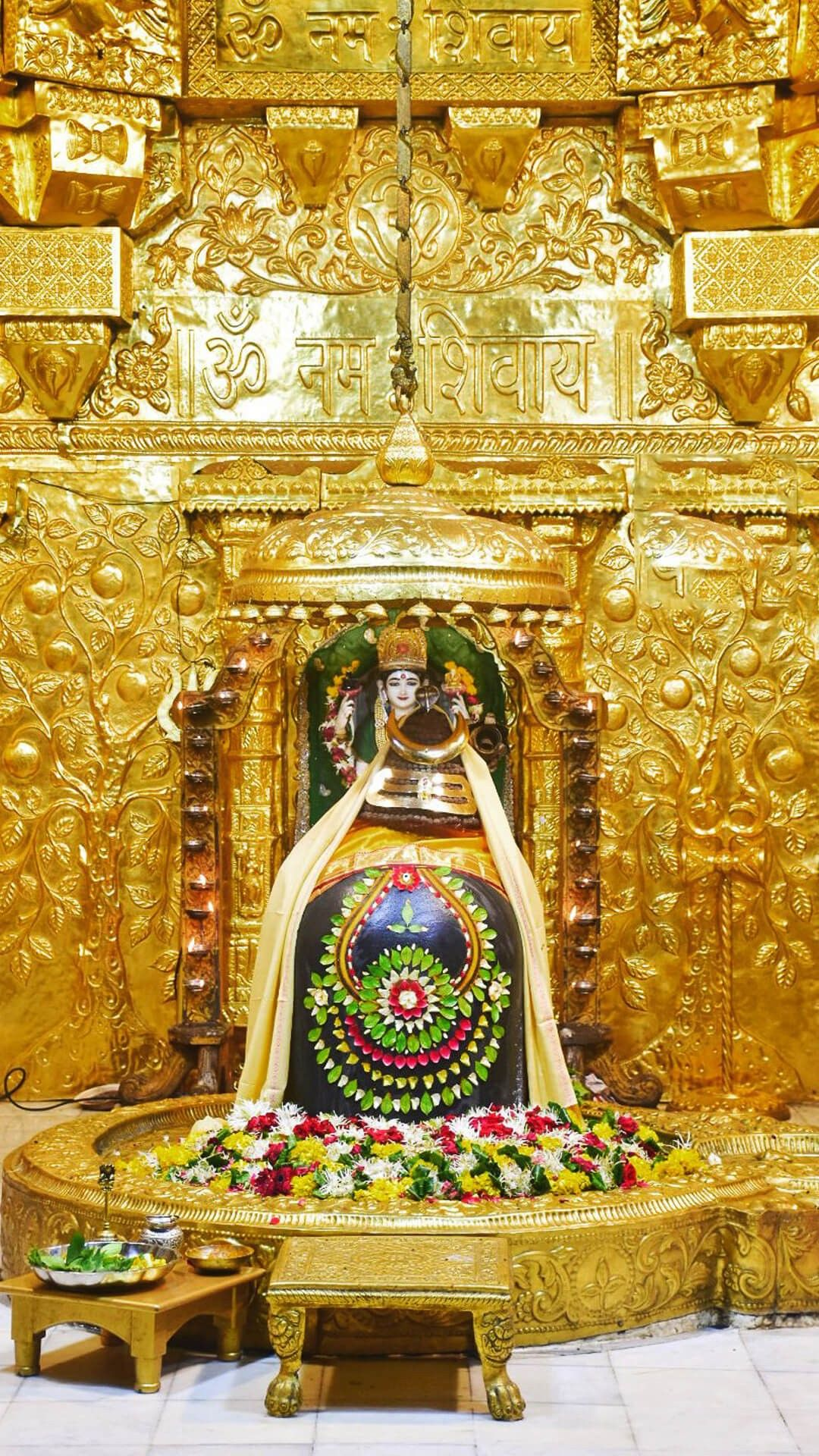 Are You Searching For High Resolution And Desktop Hd Images Of Somnath Mahadev Hd Wallpapers