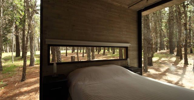 A Forest Hideaway Proves Concrete And Cozy Can Go Together | Co.Design | business + design