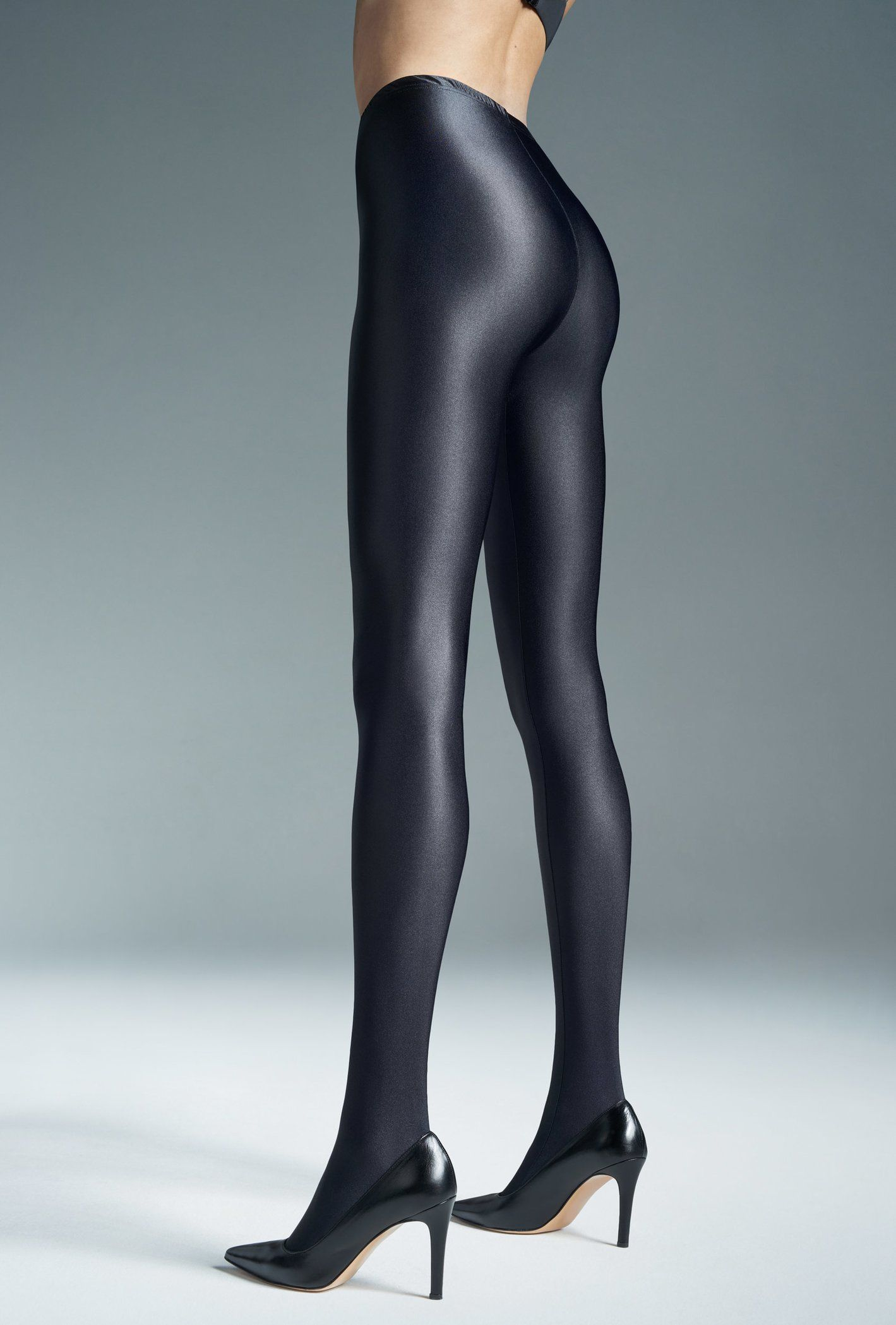ffda34963a220 Mantyhose Çorap Gatta Black Brillant High Gloss Tights | Things to ...