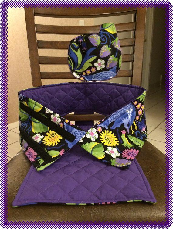 Anywhere Travel Chair, Fabric High Chair, Portable High ...