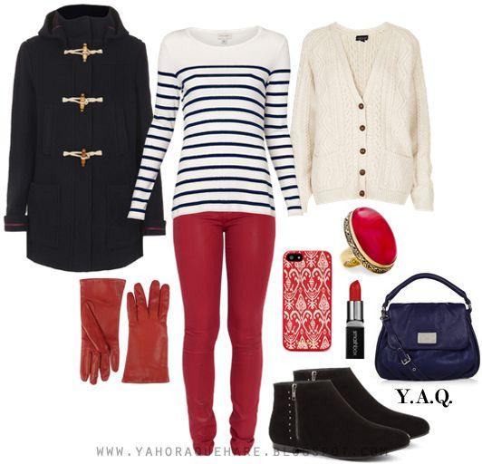 Y. A. Q. - Blog de moda, inspiración y tendencias: [Y ahora qué me pongo en] Un día muy frío
