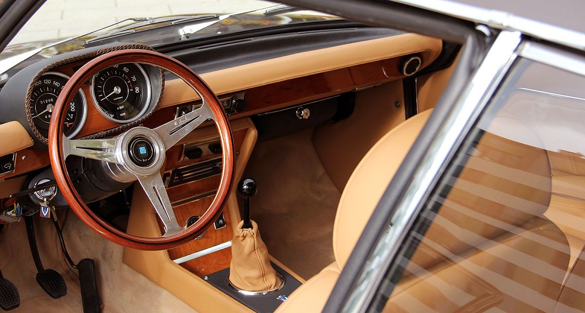 Fiat 125s Samantha Designed By Vignale With Images Fiat