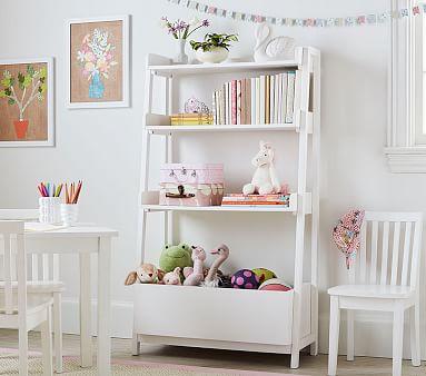 Angled Bookcase Kid Room Decor Bookshelves Kids Kids Bookcase