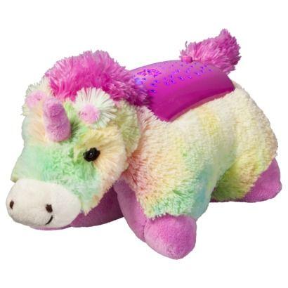 Pillow Pets Dream Lites Unicorn Wubbanub Pacifier Animal Pillows Baby Pacifier