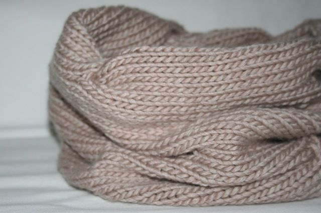 Free Knitting Patternburberry Inspired Cowl Neck Scarf My Style