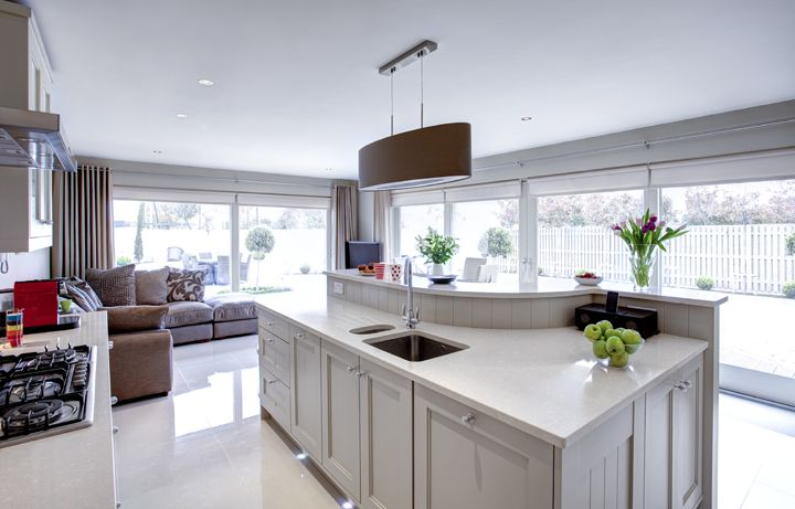 Our New Dublin kitchen design features Neff appliances | House ...