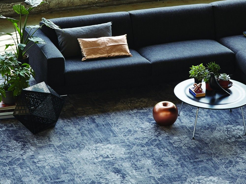 Vintage Tapijt Bonaparte : Tapijt bonaparte vintage 193.202 grijs sfeer tapijt roobol