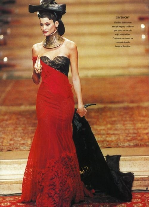 nice Givenchy Haute Couture 1997 by Alexander McQueen... Haute couture Check more at http://pinfashion.top/pin/58728/