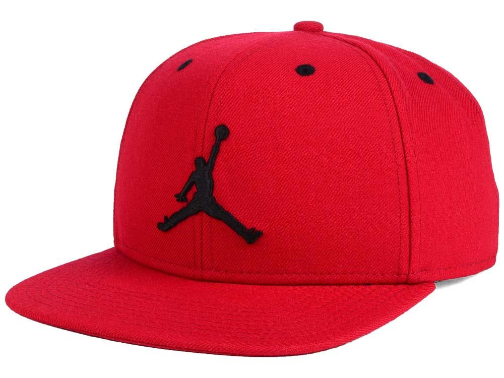 6ea69f87544 Jordan Jumpman Snapback Cap