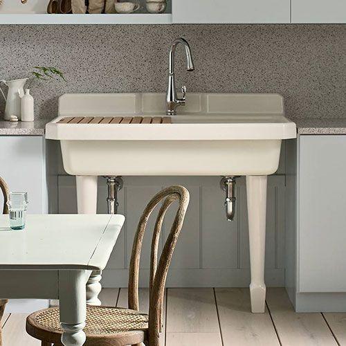 kohler wall-mount laundry/utility sinks   sink, laundry