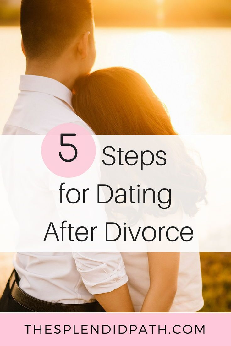Confused about dating after divorce