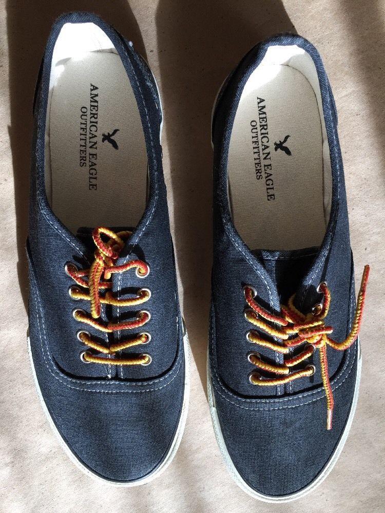 info for 88a5e 5550a American Eagle Outfitters Cubierta Zapatos Nuevo sin etiquetas para hombres  talla 10 Azul   Ropa, calzado y accesorios, Calzado para hombres, ...
