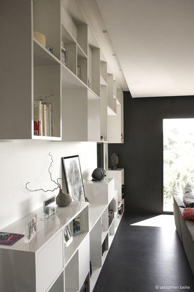 Création meuble salon - relooking intérieur maison - Sebastien Belle - le bon coin toulouse location meuble