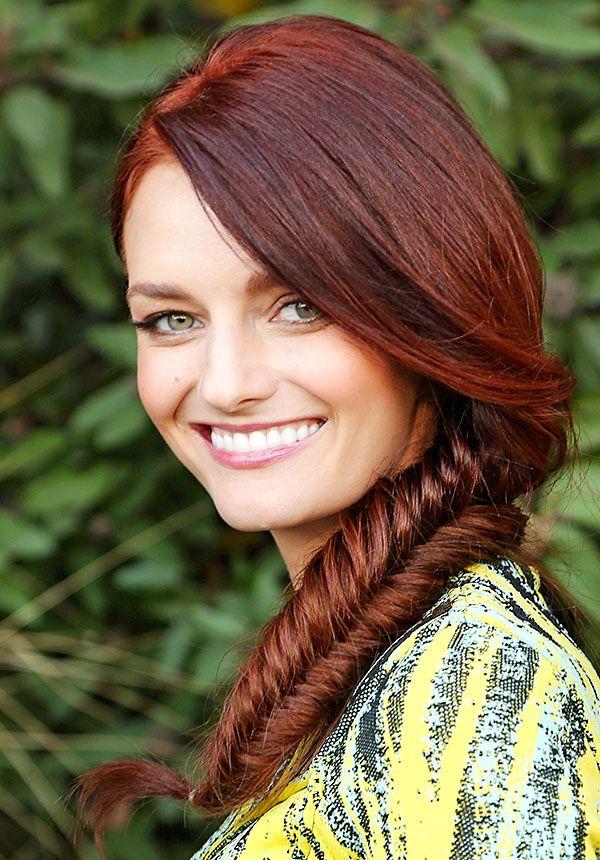 Lydia Hearst Love This Color Hair Hair Styles Braids
