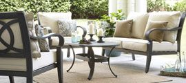 Shop 20 Off Allen Roth Patio Furniture At Lowes Com Allen Roth Patio Furniture Wrought Iron Patio Furniture Porch Furniture
