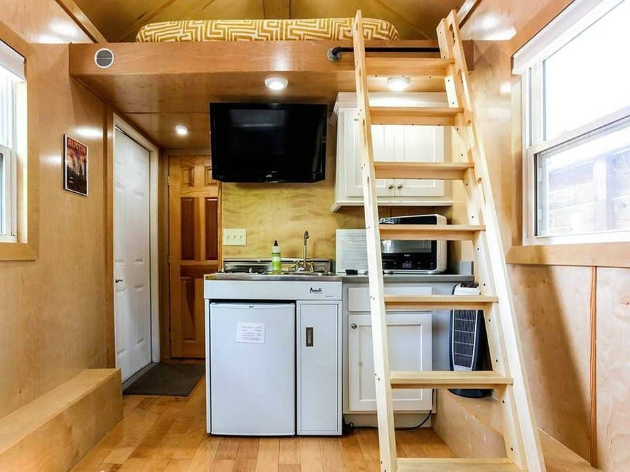 Tiny Home Getaway In Austin Tinyhomescommunity Tiny
