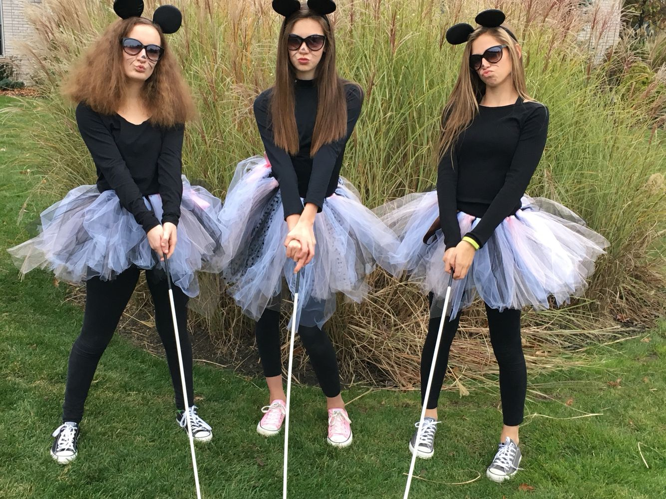 Three Blind Mice Cute Halloween Costumes Trio Halloween Costumes Halloween Costumes For Girls