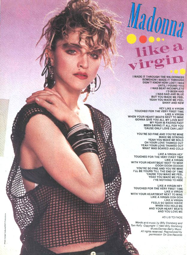 I So Loved Her Style Especially The Fingerless Gloves She Worn 80s Fashion Madonna 80s Madonna