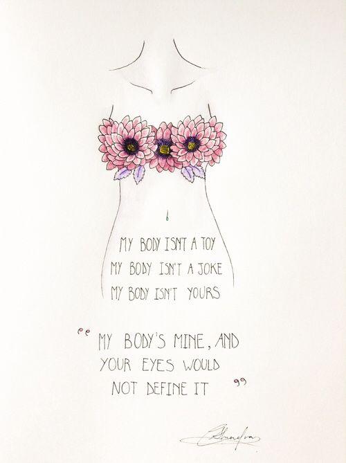 Bildergebnis für feminism quotes about body