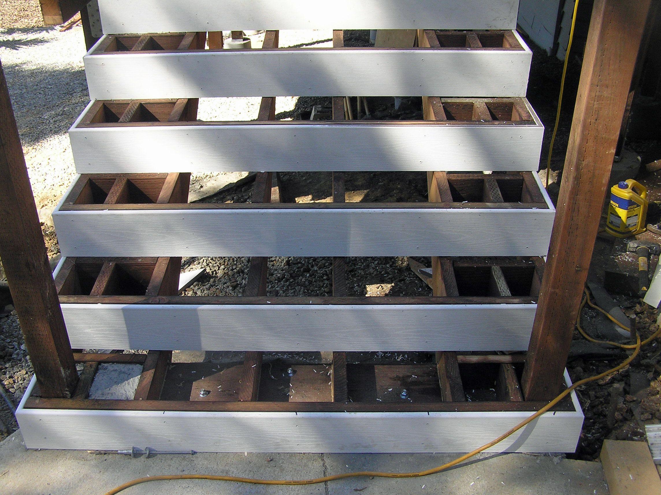 Best Attaching Bottom Deck Posts Thisiscarpentry Deck Steps 400 x 300