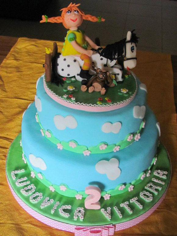 Torte di compleanno per bambine | Torte di compleanno per ...