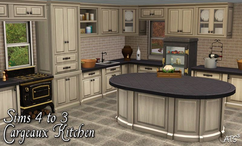 Kitchen Ideas Sims 3 around the sims 3 | custom content downloads| objects | kitchen