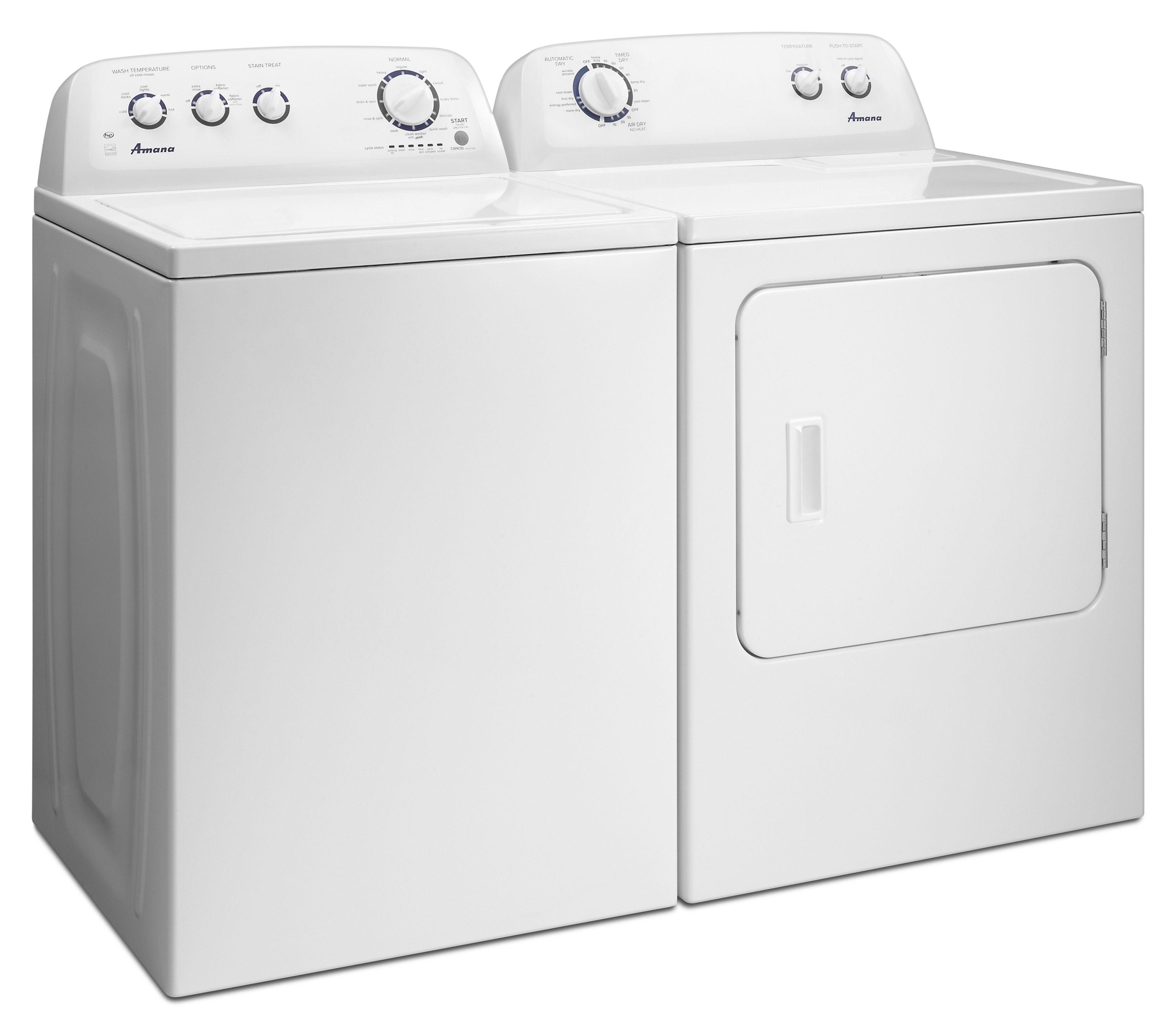 Win: Washer & Dryer from Amana | Amana washer, Amana ...