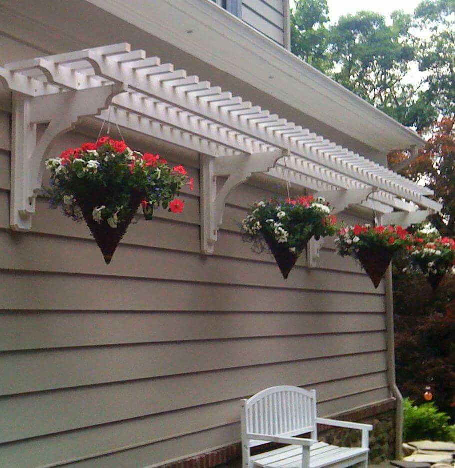 side yard idea outdoor decor