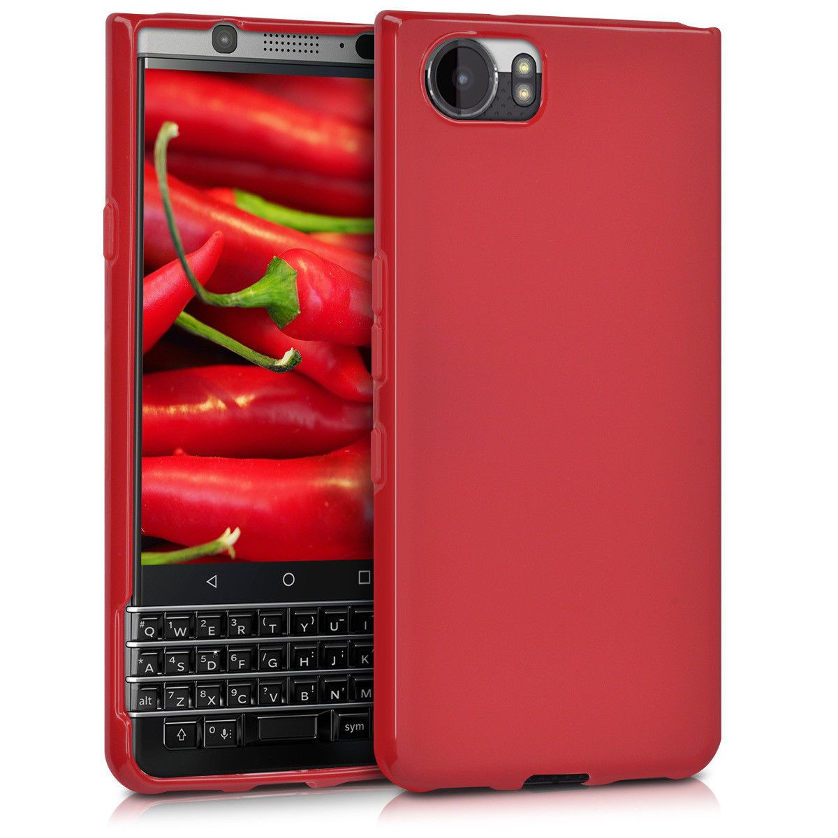 Details About Ultra Slim Soft Gel Tpu Silicone Case Cover Skin For Blackberry Key2 Keyone Products Blackberry Keyone Blackberry Matte Red