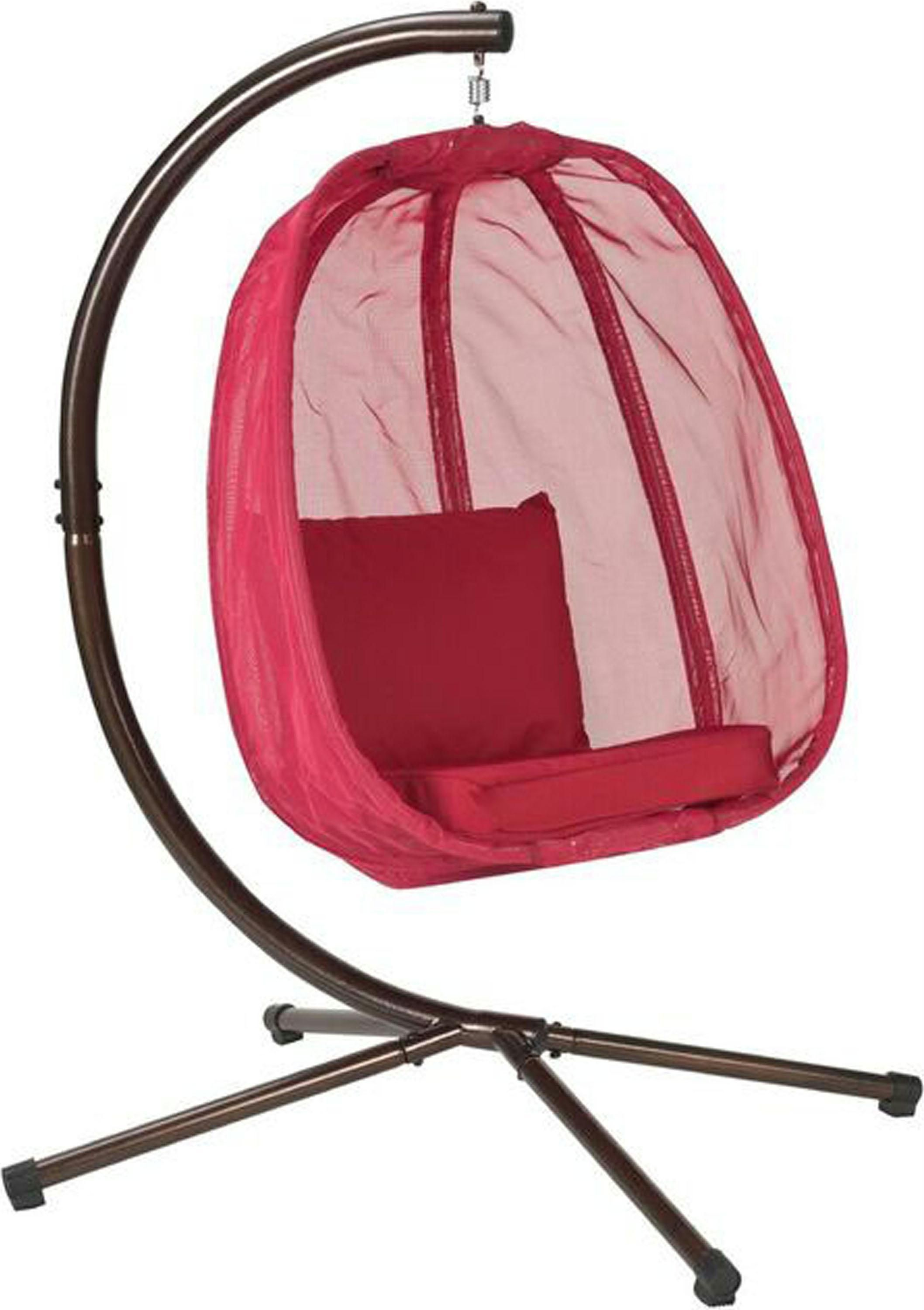 Egg Chair With Frame Hanging egg chair, Egg chair